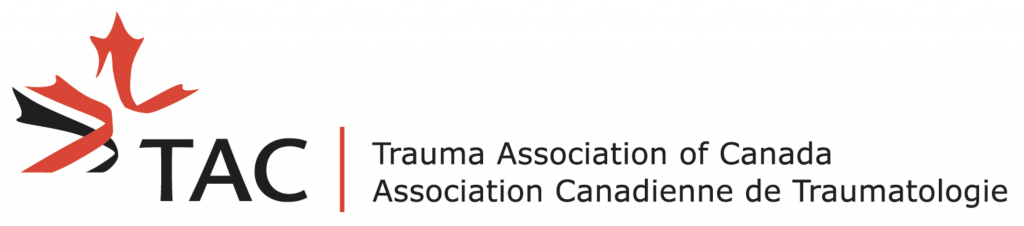Trauma Association of Canada (TAC) logo