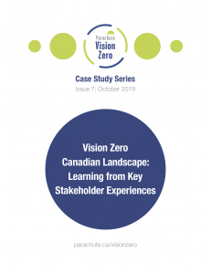 Cover of Vision Zero Case Study 07