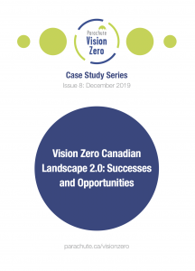 Cover of Vision Zero Case Study 08